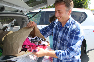 062013 _ EDU clothes drive 2